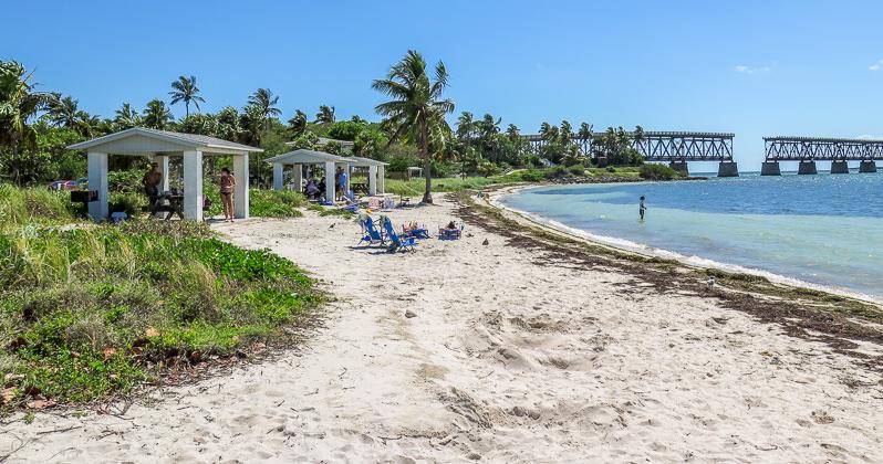 Dzień na Florida Keys