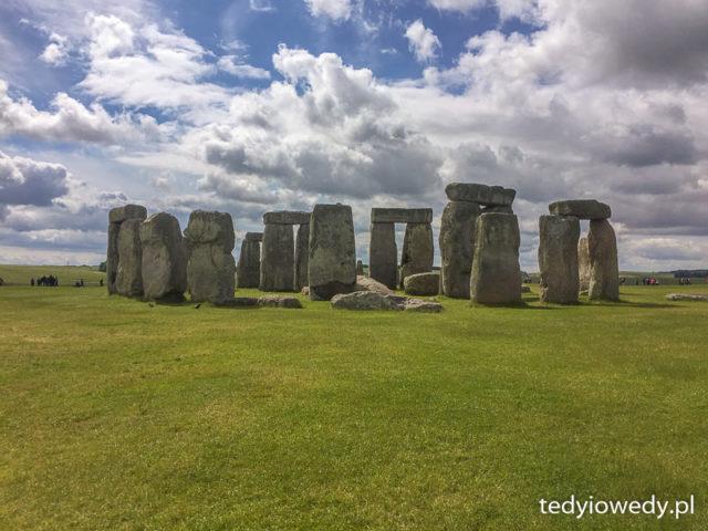 Stonehenge, Shaftesbury i Portsmouth