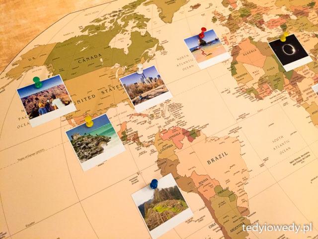 Spersonalizowana mapa podróży