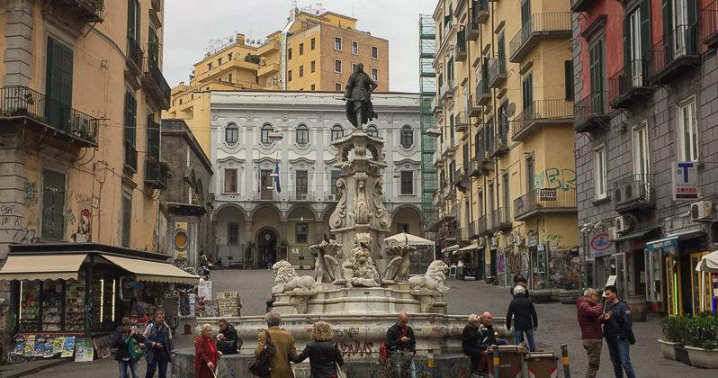 Neapol – nasze pierwsze spotkanie