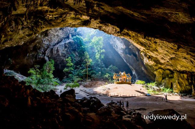 jaskinia Phraya Nakhon